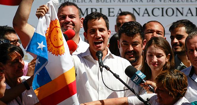 Venezuela'da Meclis Başkanını usulsüz şekilde gözaltına alan ajanlar görevden alındı