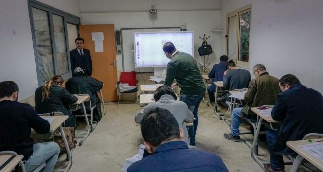 AÖF'ten Mısır'da ilk sınav