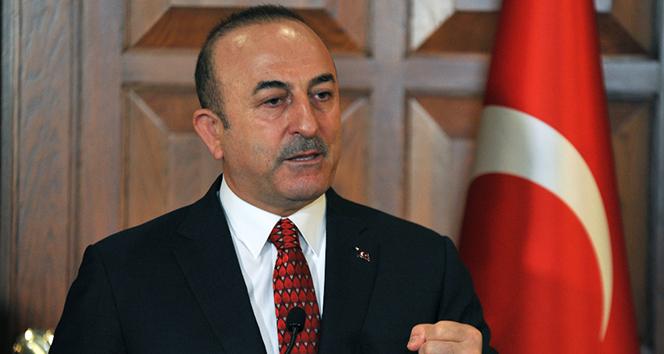 Bakan Çavuşoğlu: 'Stratejik ortaklar twitter gibi sosyal medya üzerinden konuşmaz'
