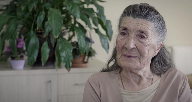 Mahallenin Muhtarları'nın Kemikkıran Kadriye'si İBB Sanatçı Yaşam Evi'nde hayatını sürdürüyor