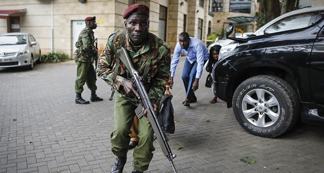 Kenya'da tüm saldırganlar etkisiz hale getirildi