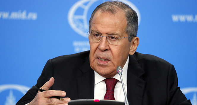 Lavrov: 'Kuzey Suriye rejimin kontrolü altında olmalı'