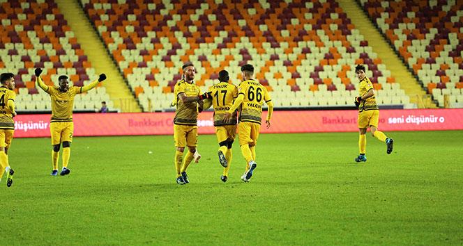 Malatyaspor kupada geri döndü
