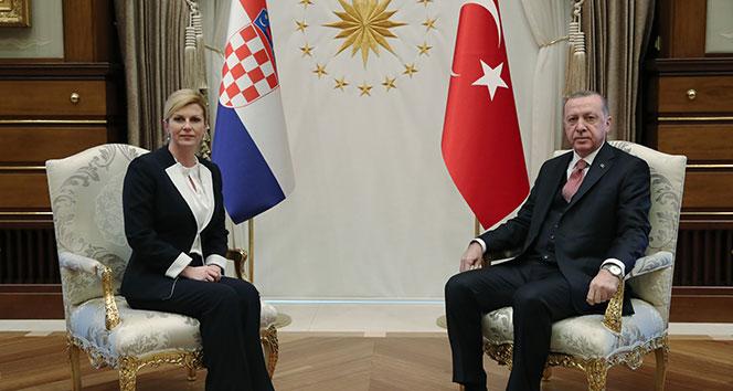Cumhurbaşkanı Erdoğan'dan Münbiç'teki saldırıya ilişkin açıklama