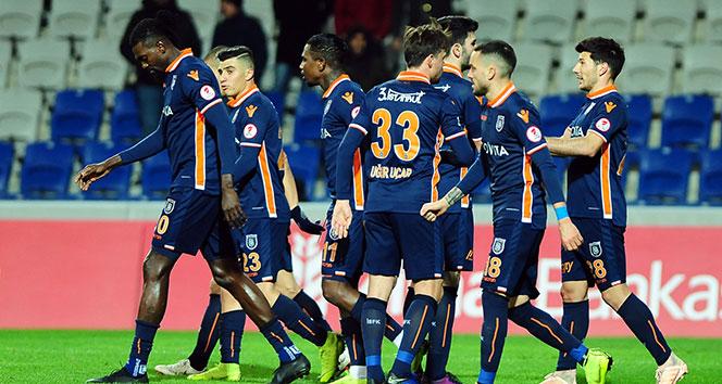 Başakşehir, kupada tek golle kazandı
