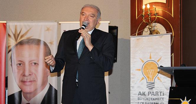 Mevlüt Uysal: 'Büyükçekmece'yi İstanbul'un en güzel ilçesi yapacağız'