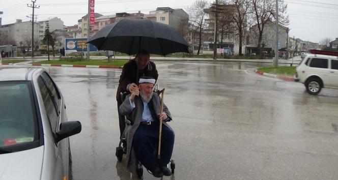 Bursa'da günün fotoğrafı