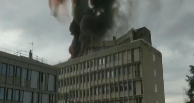 Fransa'da üniversitede patlama: 1 yaralı