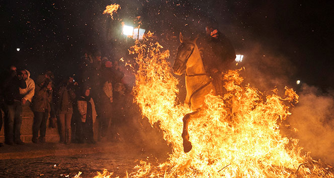 İspanya'da işkence gibi gelenek