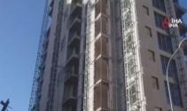 İnşaat işçisi 12'nci kattan düşerek hayatını kaybetti