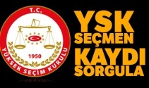 OY KULLANMA YERİNİ SORGULA SORGULA ÖĞREN! YSK SEÇMEN KAYDI SORGULAMA! OY KULLANMA YERİNİ SORGULA| YSK SEÇİM YERLERİ 2019