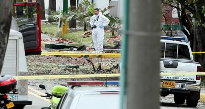 Kolombiya'da bilanço artıyor: 10 ölü, 41 yaralı