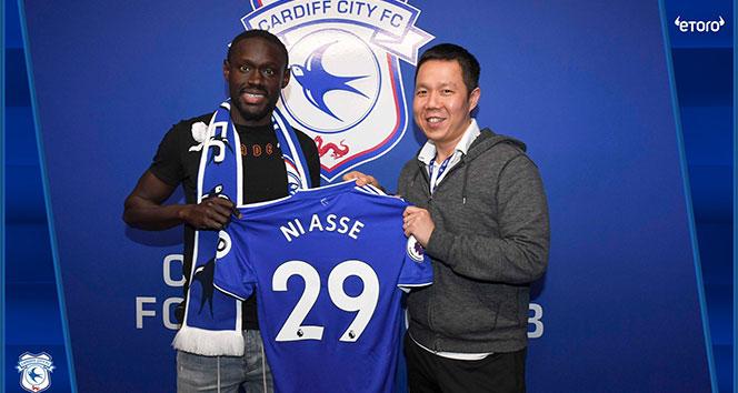Cardiff City, Oumar Niasse'ı kiraladı