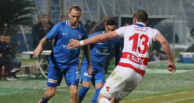 Adana Demirspor galibiyetle başladı