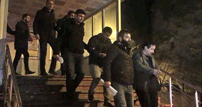 Tefecilik operasyonunda 7 zanlıdan 4'ü tutuklandı