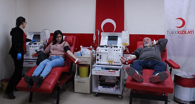 Kan stoklarında yüzde 50 azalma