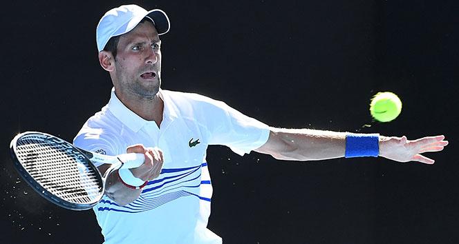 Novak Djokovic, 4. turda