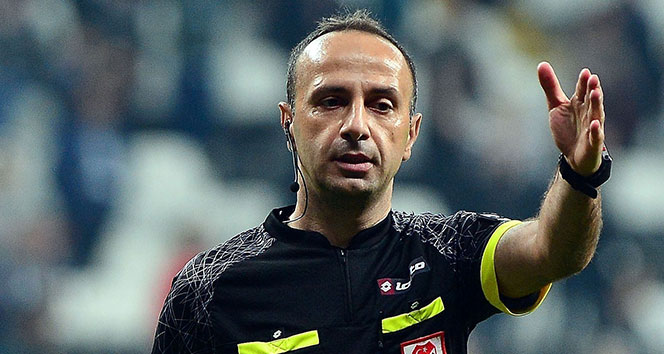 Galatasaray-Ankaragücü maçının VAR'ı Barış Şimşek
