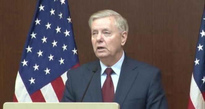 ABD'li senatör Lindsey Graham: 'YPG'nin siyasi kolu PKK ile bağlantılıdır'