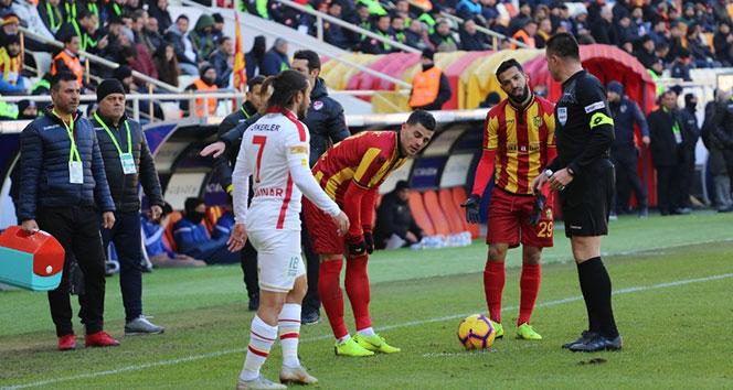 Gol düellosunda kazanan Yeni Malatyaspor