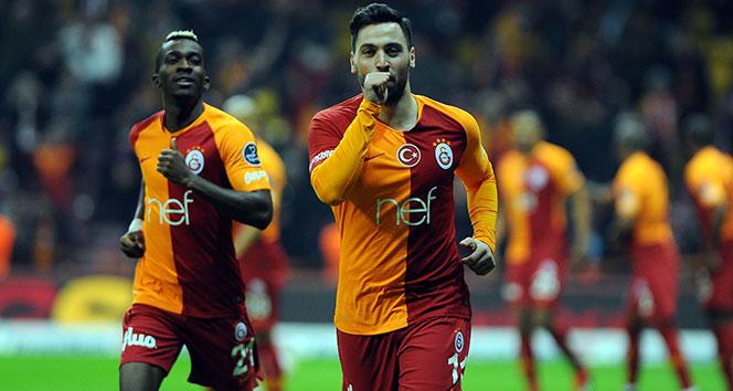 Galatasaray, Ankaragücü'nü 6 golle geçti | Galatasaray - Ankaragücü kaç kaç?