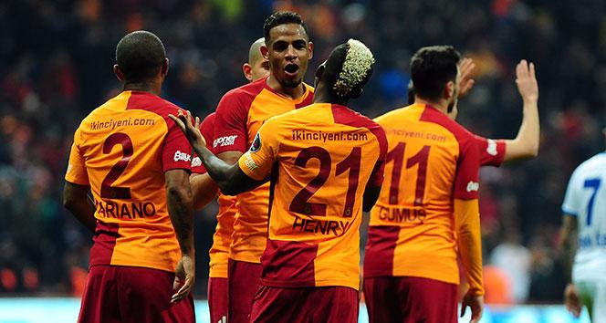 Galatasaray bu sezon iki maçta da Ankaragücü'nü yendi