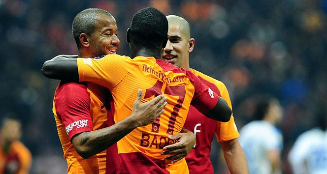 Galatasaray evindeki seriyi 29 maça çıkardı
