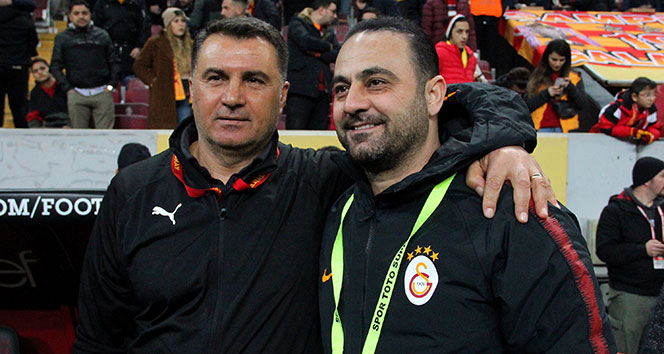 Hasan Şaş: '2 forvet transferi yapacağız'