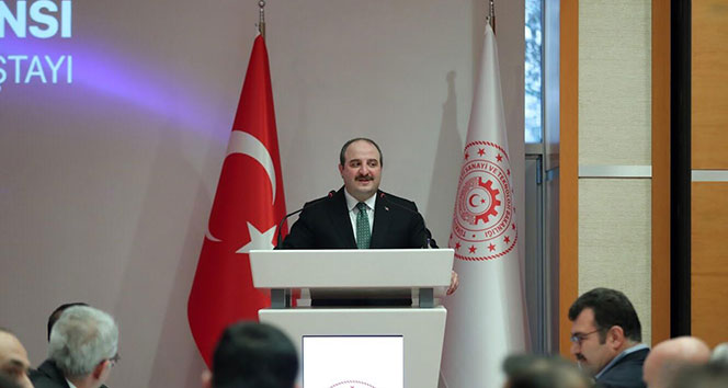Sanayi ve Teknoloji Bakanı Varank: 'Türkiye Uzay Ajansı'nın merkezi Ankara'da olacak'