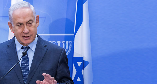 İsrail Başbakanı Binyamin Netanyahu İran'a cevap verdi
