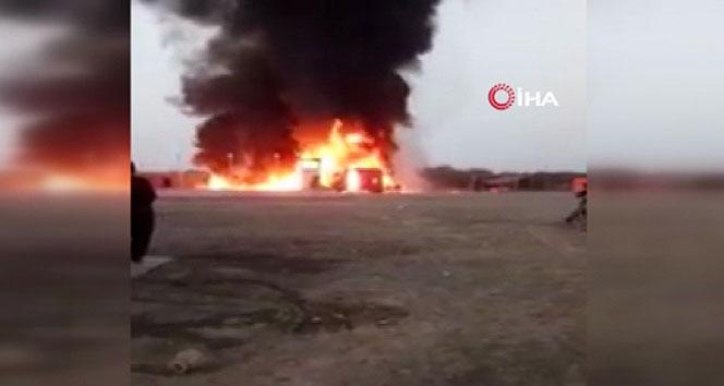 Pakistan'da otobüs ve petrol tankeri çarpıştı: 17 ölü