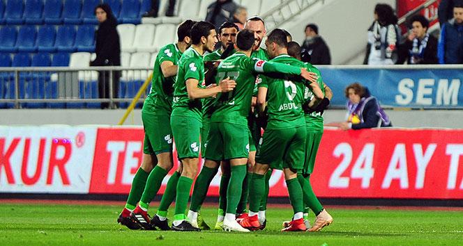 Çaykur Rizespor, Kasımpaşa'yı tek golle devirdi