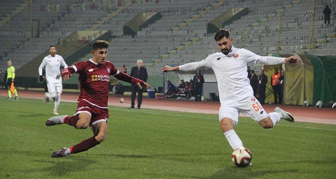 Adanaspor tek golle kazandı