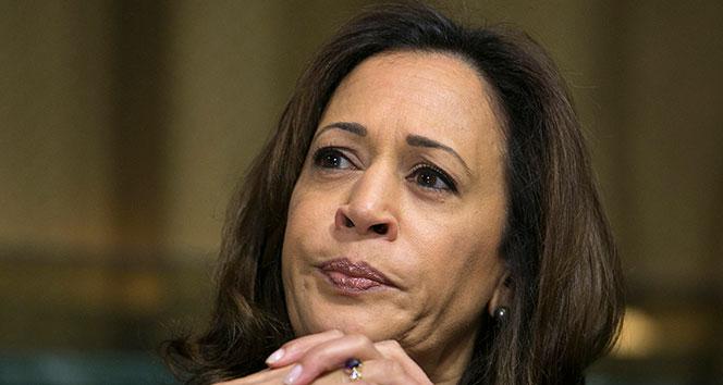 ABD'li Senatör Harris 2020 başkanlık seçimlerinde aday
