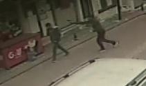 Namus davası cinayeti kamerada