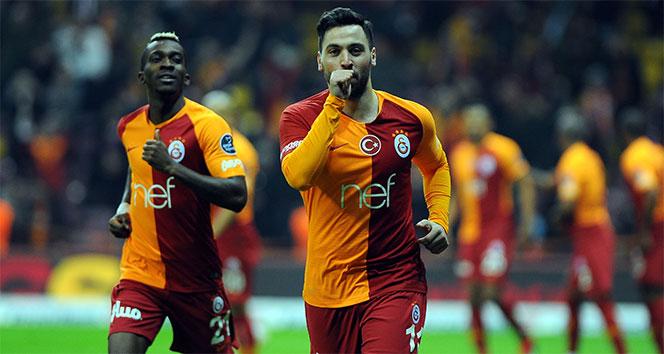 Galatasaray'ı Ankaragücü karşısında 1-0 öne geçiren golü 86 bin kişi izledi