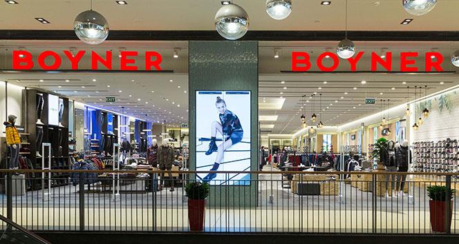 Boyner, 2018'de satışlarını yüzde 23 artırdı