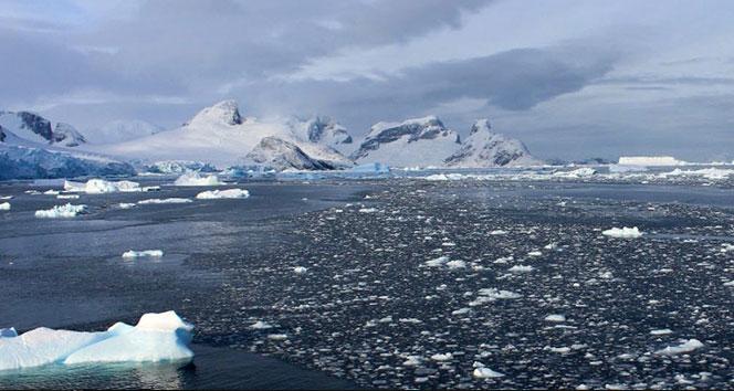 Buzullar tahminlerden hızlı eriyor