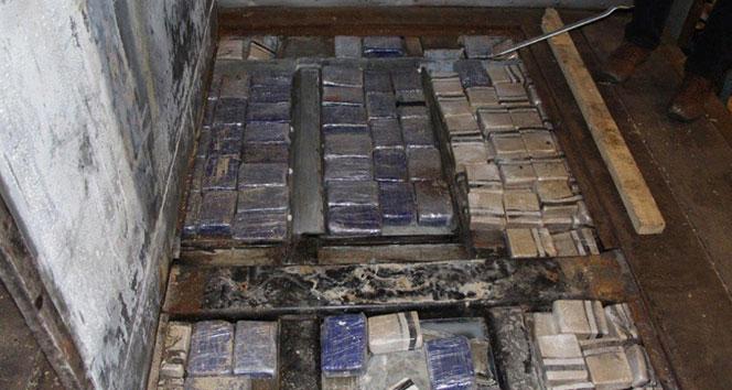Uyuşturucu tacirlerine dev darbe: Değeri 21 milyon TL