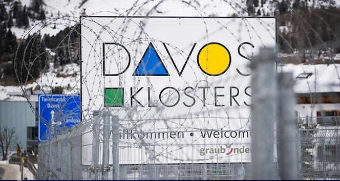 Bakan Albayrak ve Pekcan Davos'ta