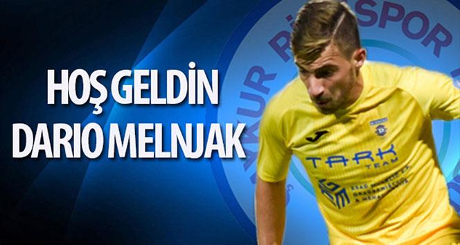 Çaykur Rizespor Dario Melnjak ile anlaşma sağladı