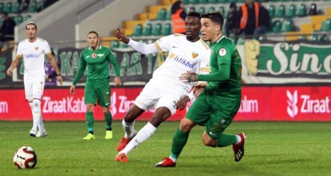 Kayserispor'un tek hesabı Süper Lig