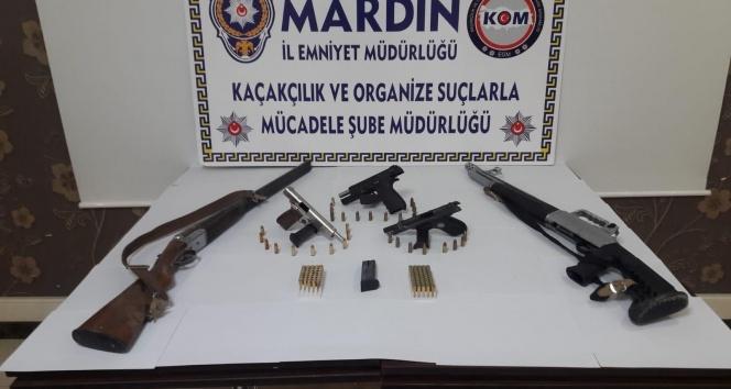Mardin'de mühimmat ele geçirildi... |Mardin haberleri