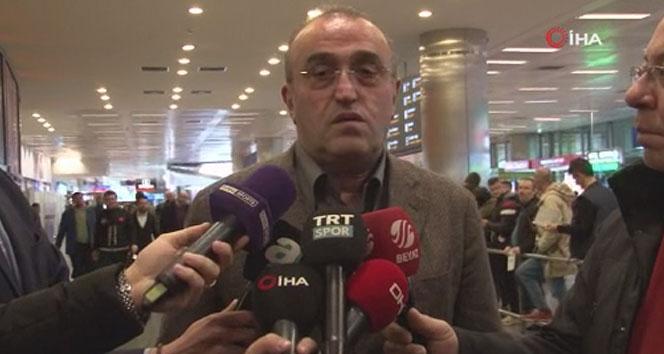 Abdurrahim Albayrak: 'Alan Galatasaray'a gelmek için elinden gelen her şeyi yapıyor'