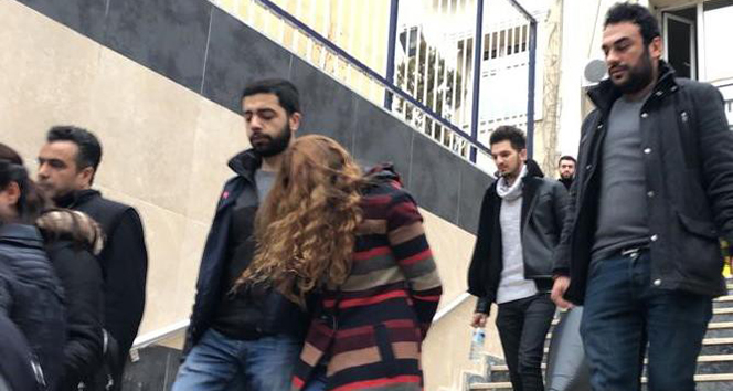 Kayseri'den İstanbul'a gelip 1 milyonluk vurgun yaptılar