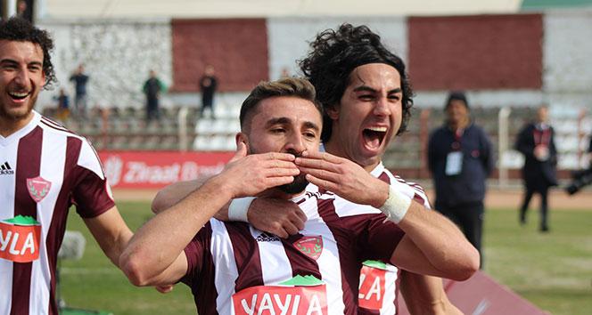 Başakşehir'e kupada büyük şok! Hatayspor - Başakşehir kaç kaç?