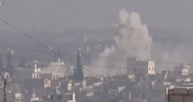 Esad rejimi İdlib'e saldırdı: 1 ölü, 5 yaralı