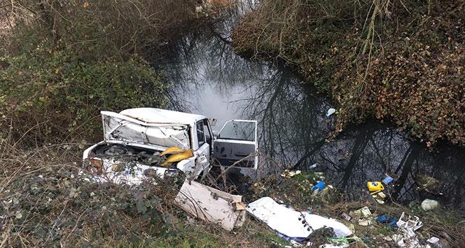 Karabük'te trafik kazasında ölenlerin sayısı 4'e yükseldi