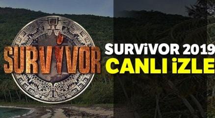 Survivor 2019 CANLI İZLE yeni bölüm bu akşam ! TV8 canlı yayın akışı