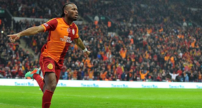Didier Drogba Galatasaray'ı unutmadı